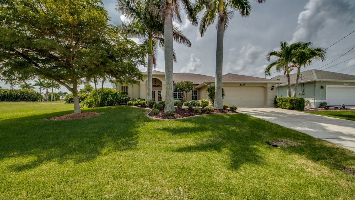 Cape Coral Vacation Rental Home