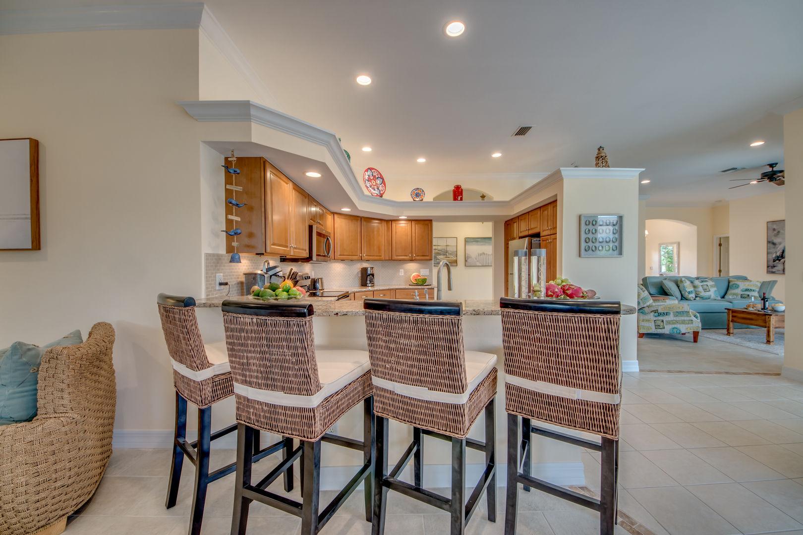 Well Equipped Kitchen - Casa Bonita