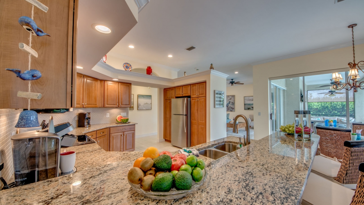 Well Equipped Kitchen – Casa Bonita
