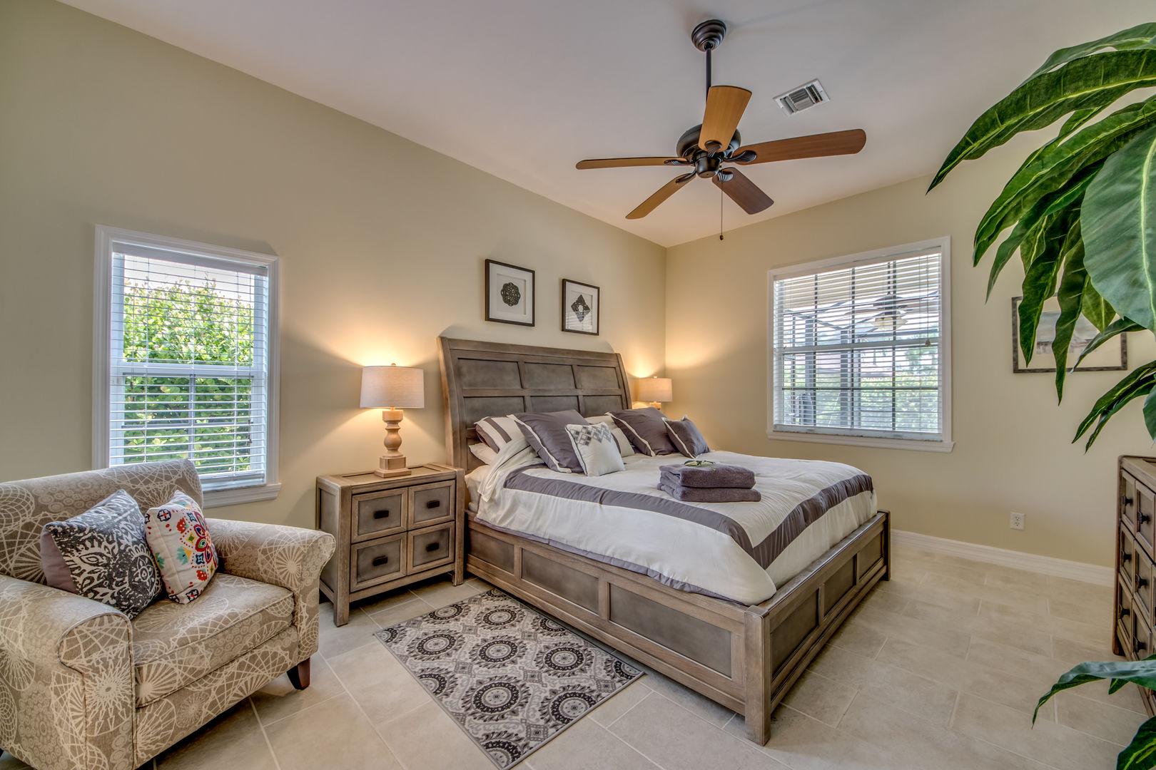Casa Bonita Master Suite